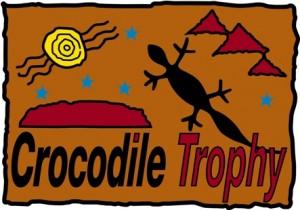 Medium Croc Trophy Logo