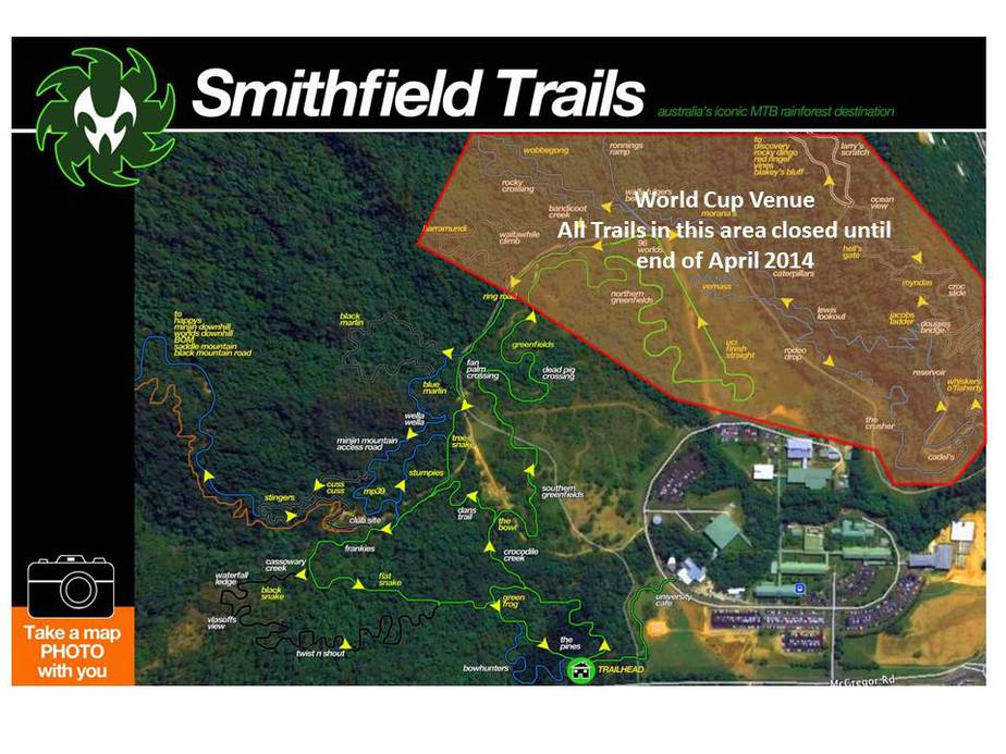 Preparing for the World Cup – Smithfield Trails