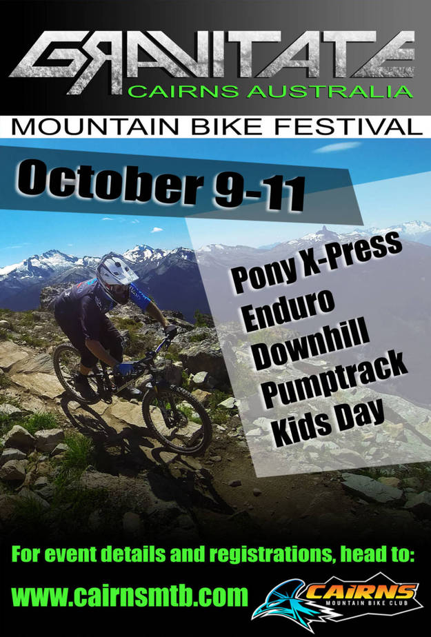 Results Gravitate Downhill Race Sunday 11th October 2015