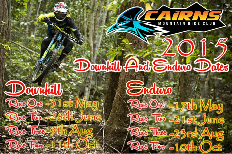 Results Downhill Round 1+2 and Tri City Series