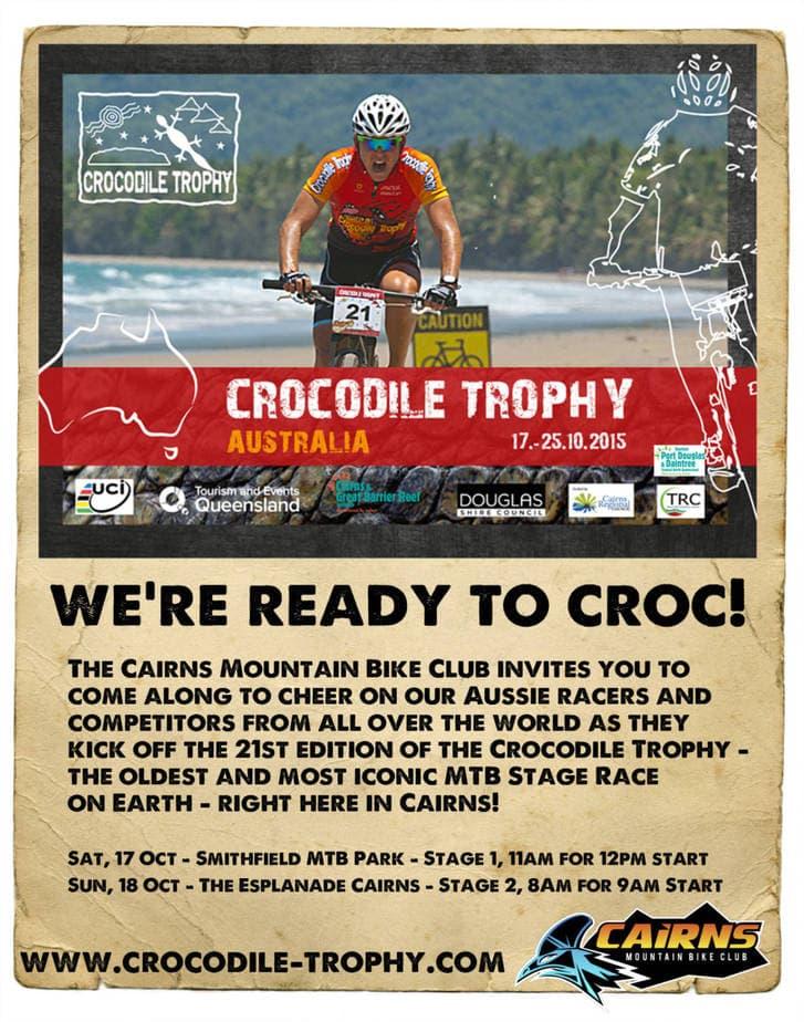 Crocodile Trophy 2015