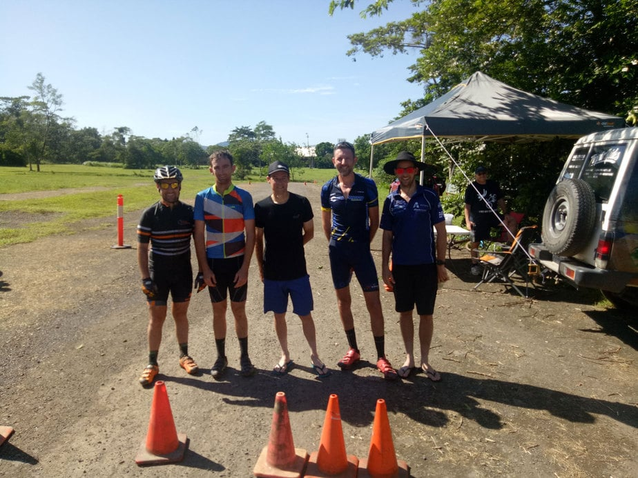 Cyclocross Round 1 Results
