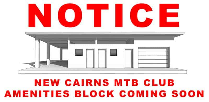 Cairns MTBC Amenities Block